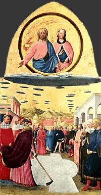 Representaciones pictoricas de Ovnis en la Antiguedad.