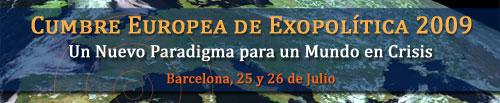 CONGRESO EUROPEO DE EXOPOLITICA 2009